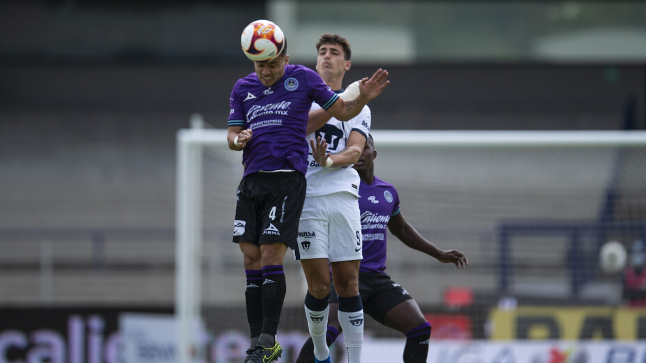 Mazatlán vs Pumas en vivo Apertura 2021.
