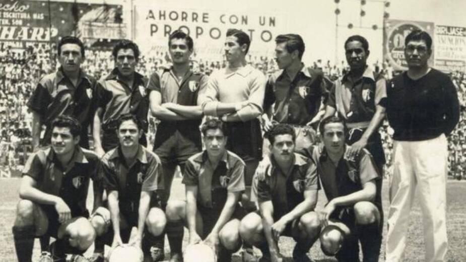 Atlas campeón 1951