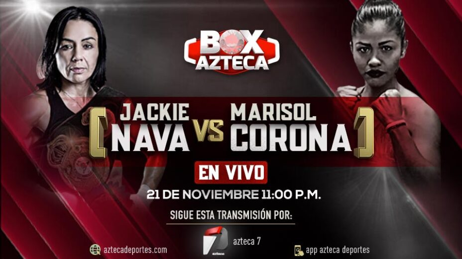 Jackie Nava vs Marisol Corona EN VIVO en La Casa del Boxeo