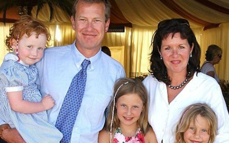 Lord Ivar estuvo casado durante 16 años con Penelope Thompson / Foto: Especial