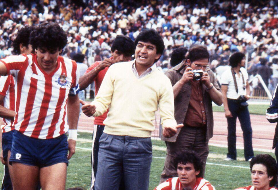 Alberto Guerra campeón en Chivas