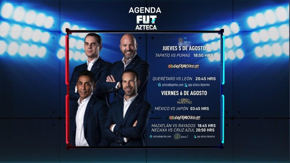 Agenda futbol