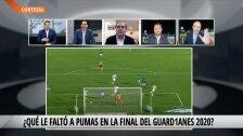 León vs Pumas Marcaje Personal