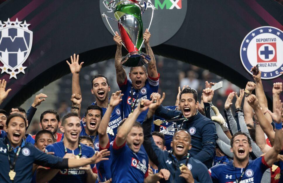 Copa MX Cruz Azul campeón 2018