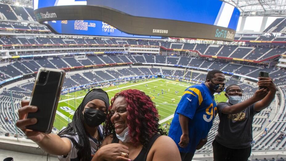 Sede del Super Bowl