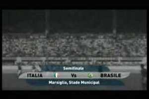 ¡El inicio del éxito de Italia en los mundiales!
