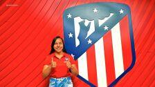 delantera mexicana Charlyn Corral