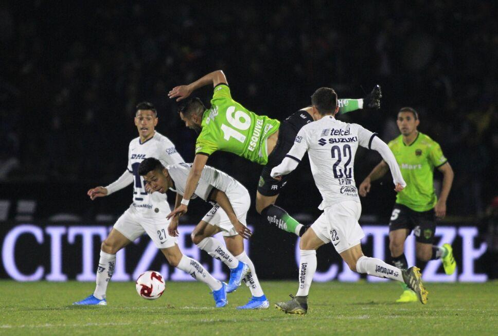FC Juárez vs Pumas