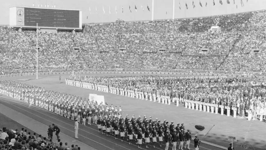 Tokyo 1964   Comité Olímpico Internacional