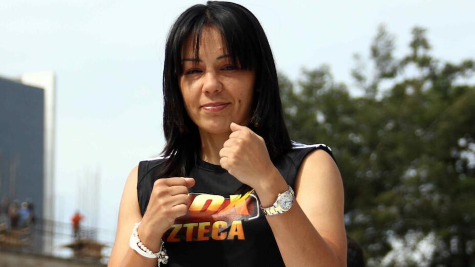 Jackie Nava boxeadora