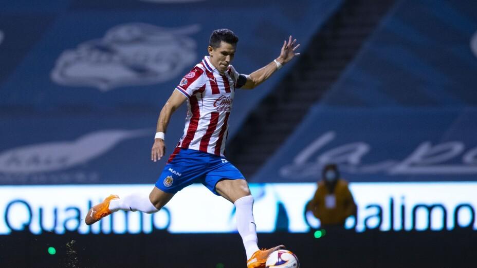 Liga BBVA MX Clausura GUARD1ANES 2021 Puebla 1-1 Guadalajara