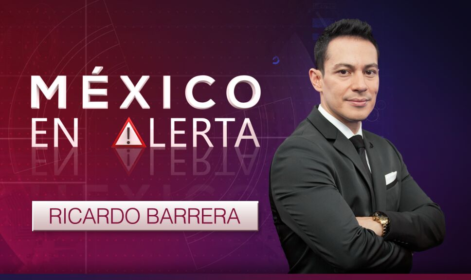 mexico en alerta ricardo b