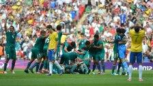 Mexico vs Brasil Londres 2012