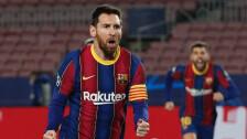 Lionel Messi, la gran esperanza de Argentina