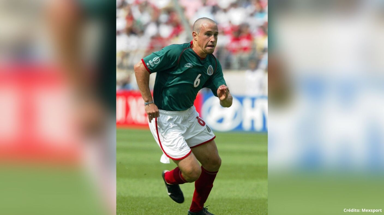 9 futbolistas con más partidos en la Selección Mexicana gerardo torrado.jpg
