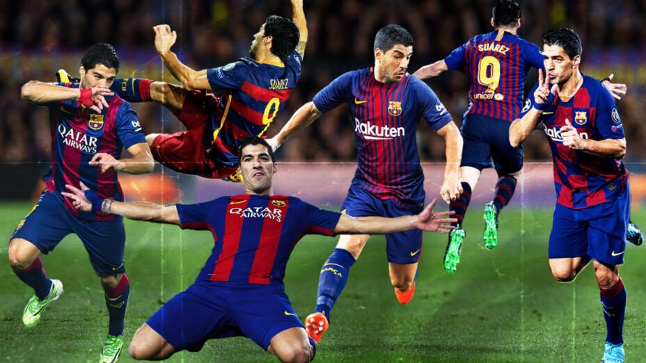 La desgarradora despedida que el Barcelona le hizo a Luis Suárez