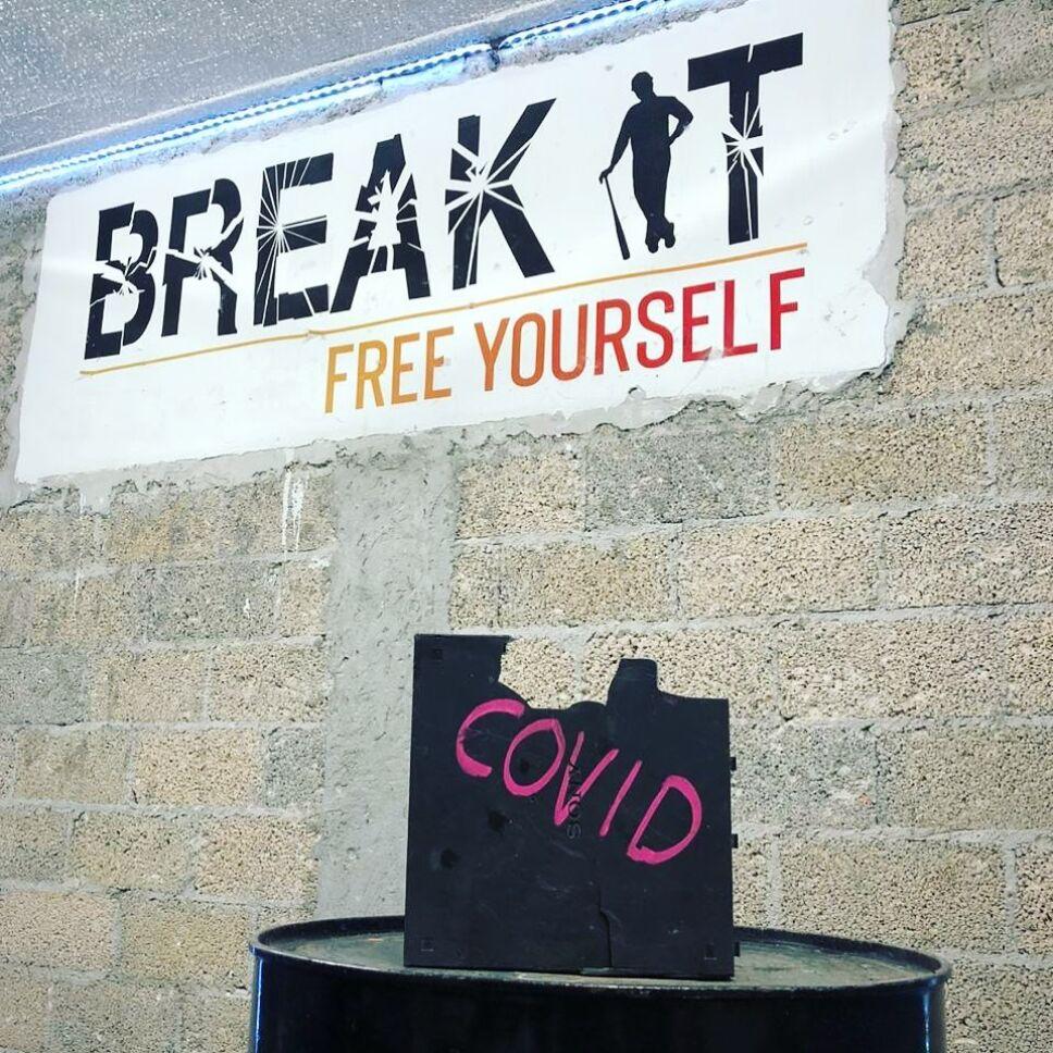 break it cdmx