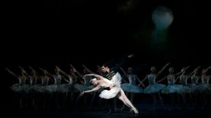 "Liam Scarlett's ""Swan Lake"" At The Royal Opera House"