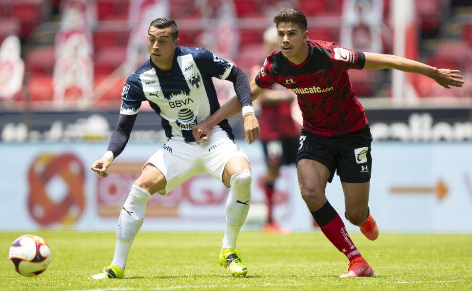 Toluca vs Monterrey