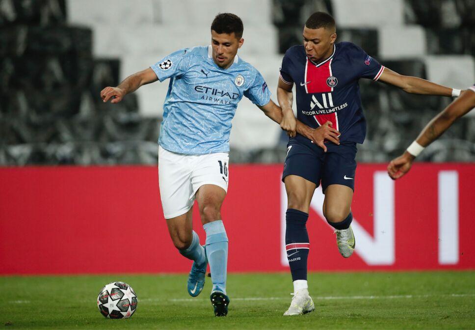 Rodrigo, mediocampista del Manchester City