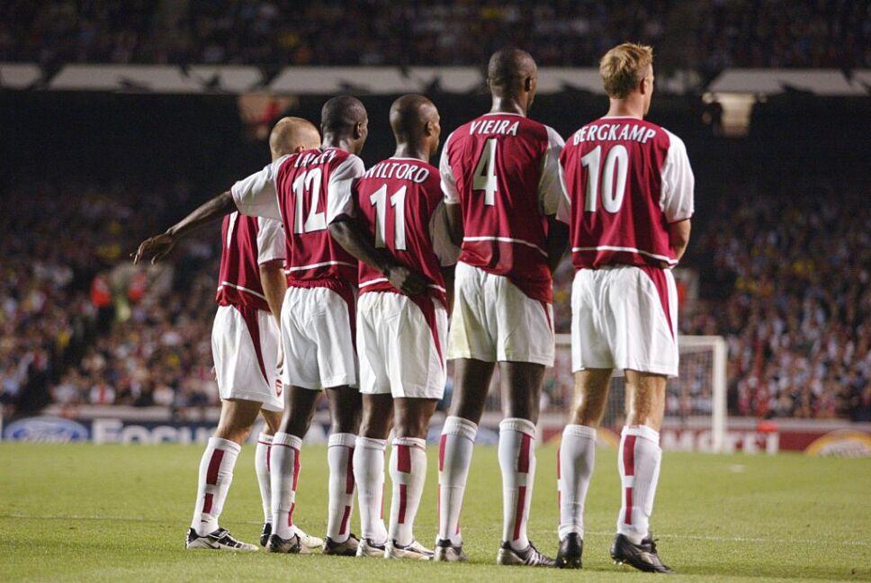 Los Invencibles del Arsenal