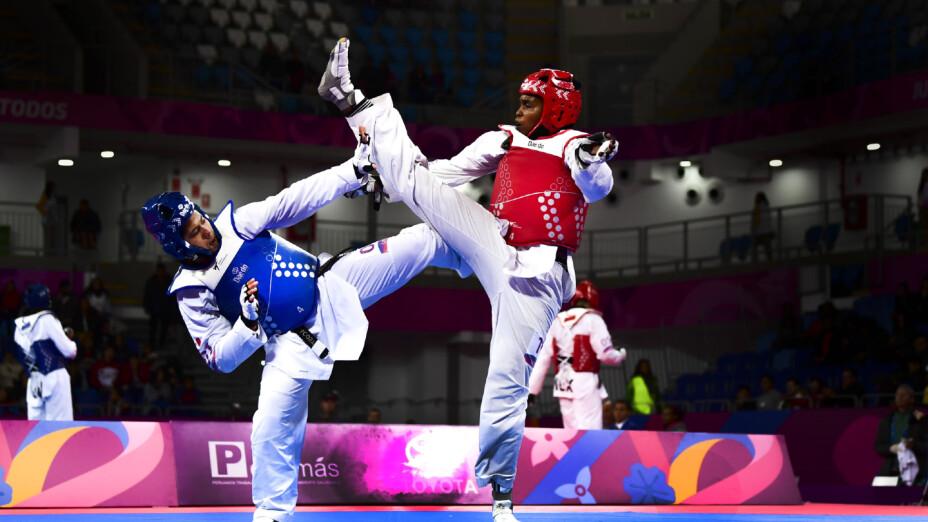 Briseida Acosta, en los Juegos Panamericanos de Lima 2019
