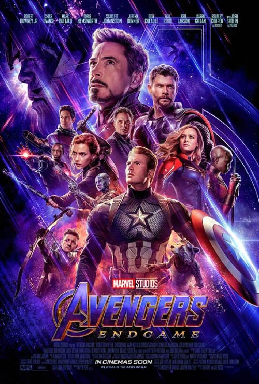 Avengers Engame Películas