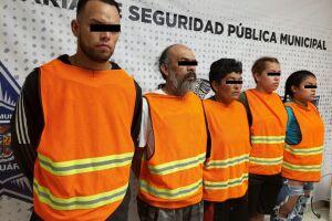 Detenidos tras rescate de migrantes