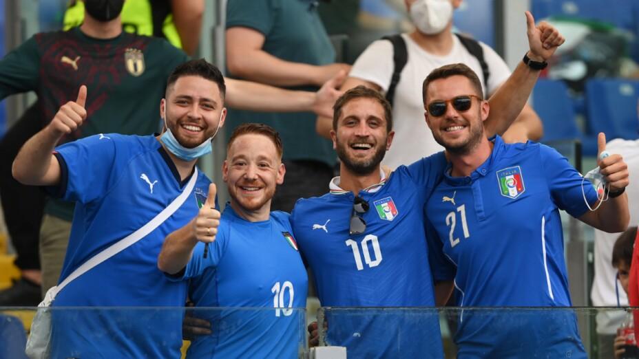 Aficionados de Italia