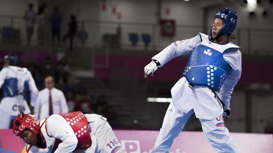 Briseida Acosta a Juegos Olímpicos