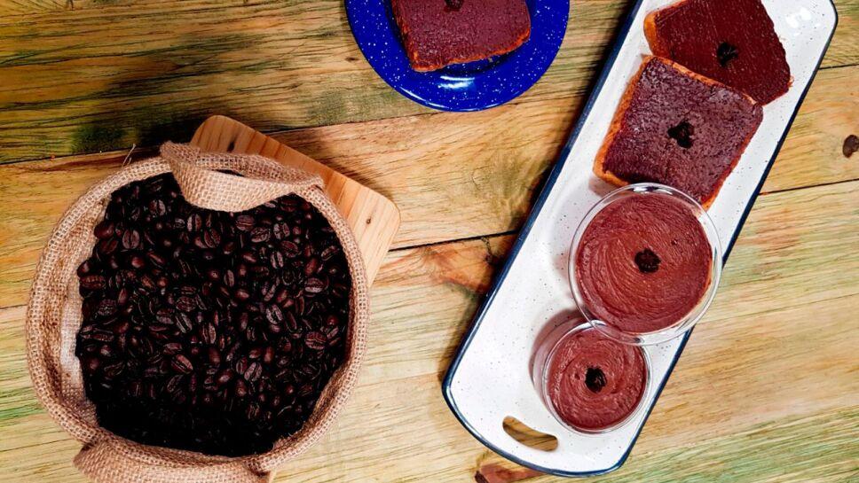 Receta Café de olla para untar