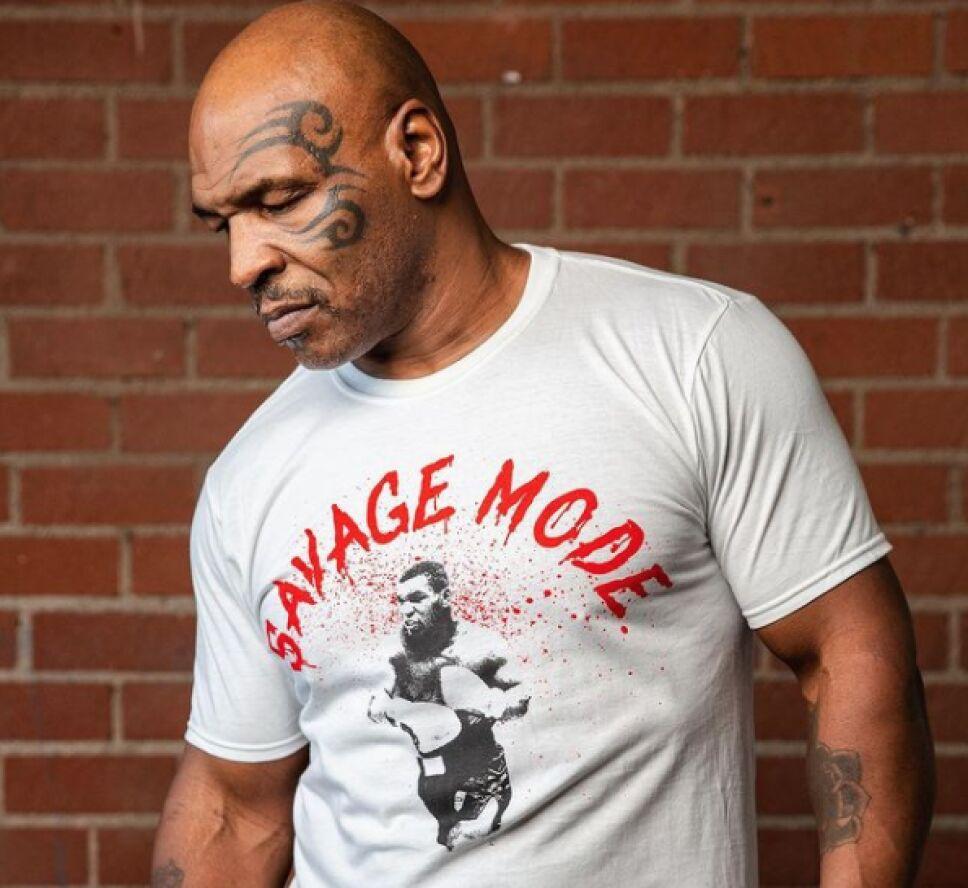 Mike Tyson pelea el 28 de noviembre a las 11 P.M. TV Azteca