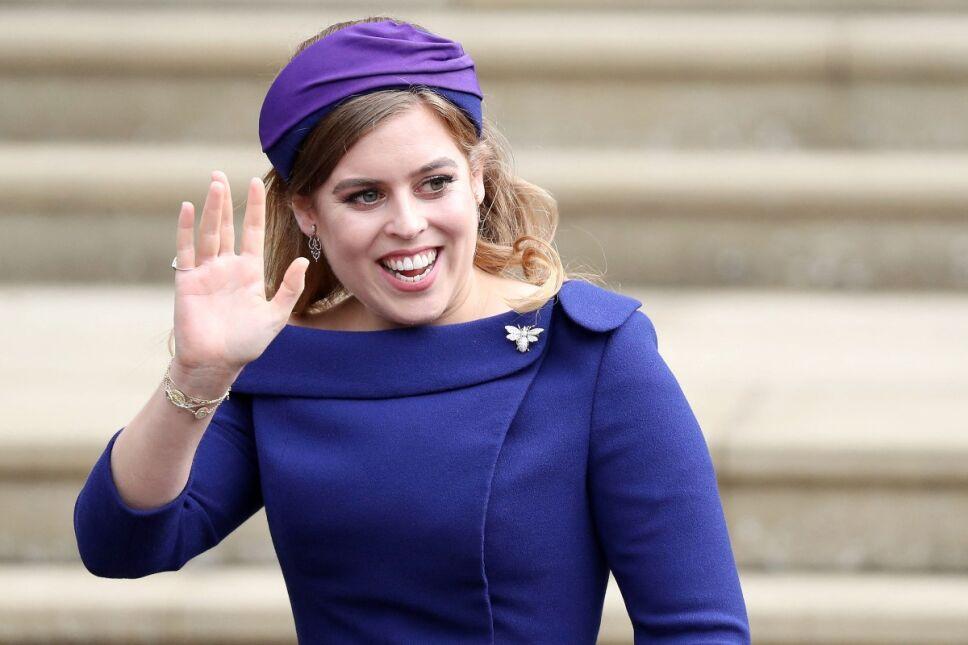 La princesa Beatriz revela que está embarazada
