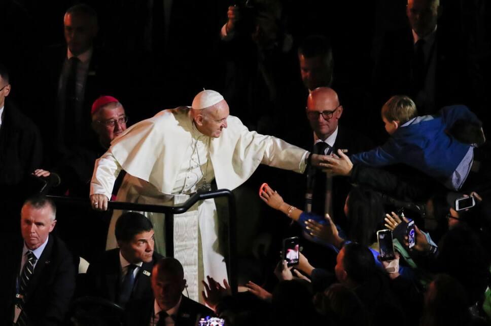 papa irlanda visita3