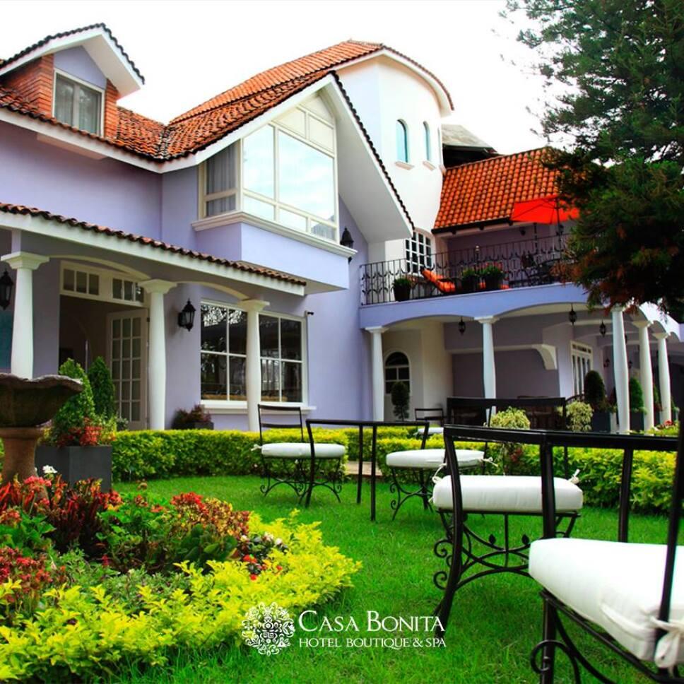 Casa bonita hotel boutique en oaxaca