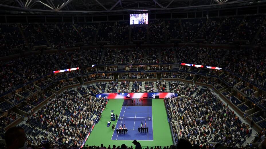 2021 US Open - Día 1