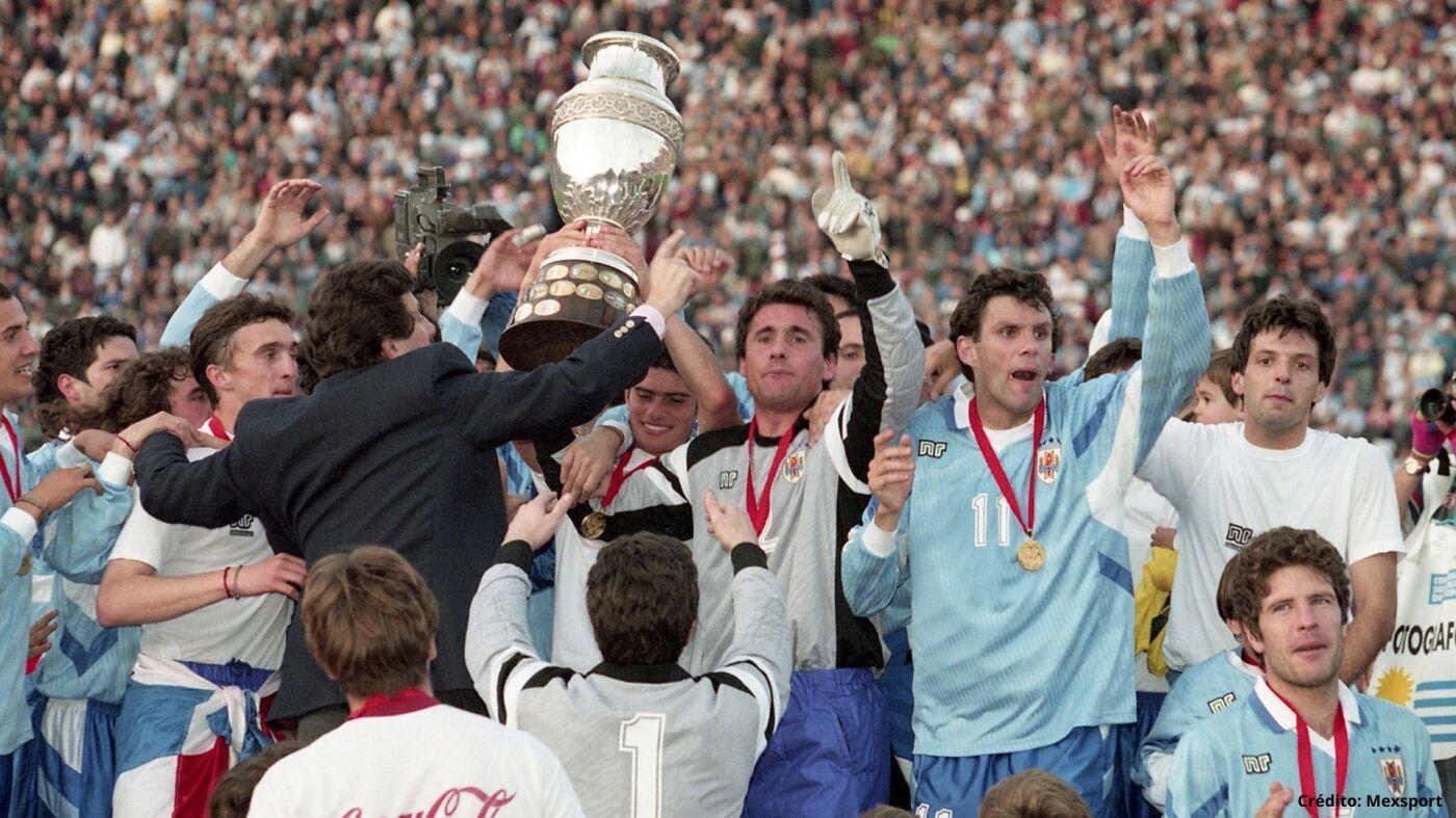 19 campeones ganadores Copa América 1995 2019.jpg