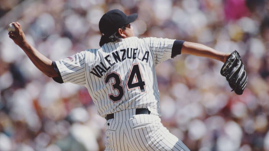 El Toro Valenzuela desató un fanatismo con los Dodgers