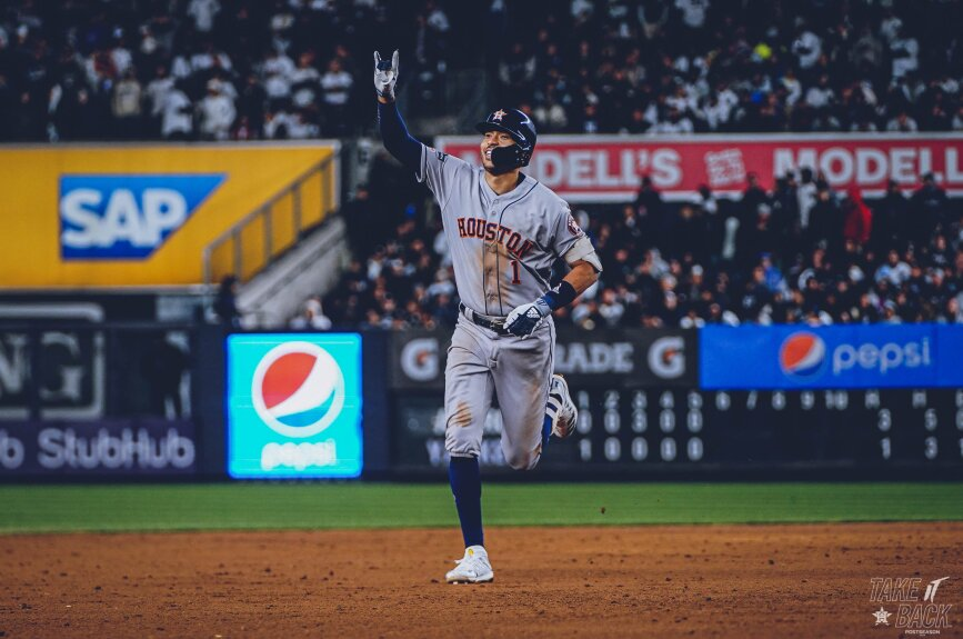 Astros vs Yankees