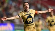 Juan Pablo Vigón saldría de Pumas para ir a Tigres