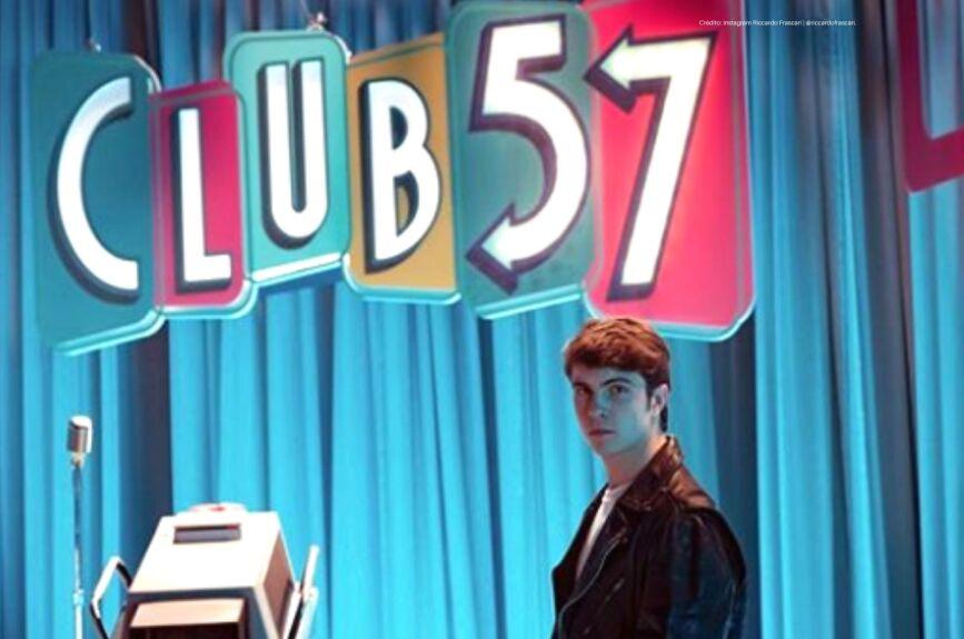 Riccardo Frascari Club 57
