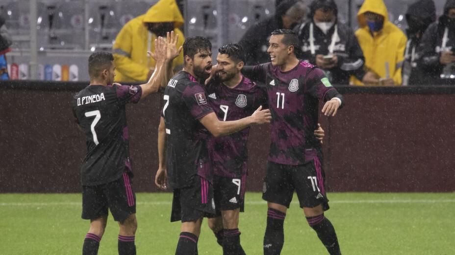 Costa Rica vs México en vivo | Eliminatorias Qatar 2022
