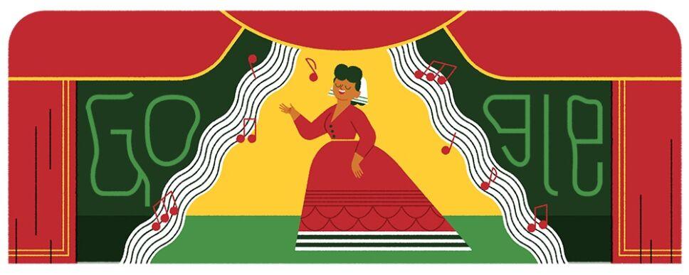Quien es angela peralta la gran soprano que google homenajeó con un doodle