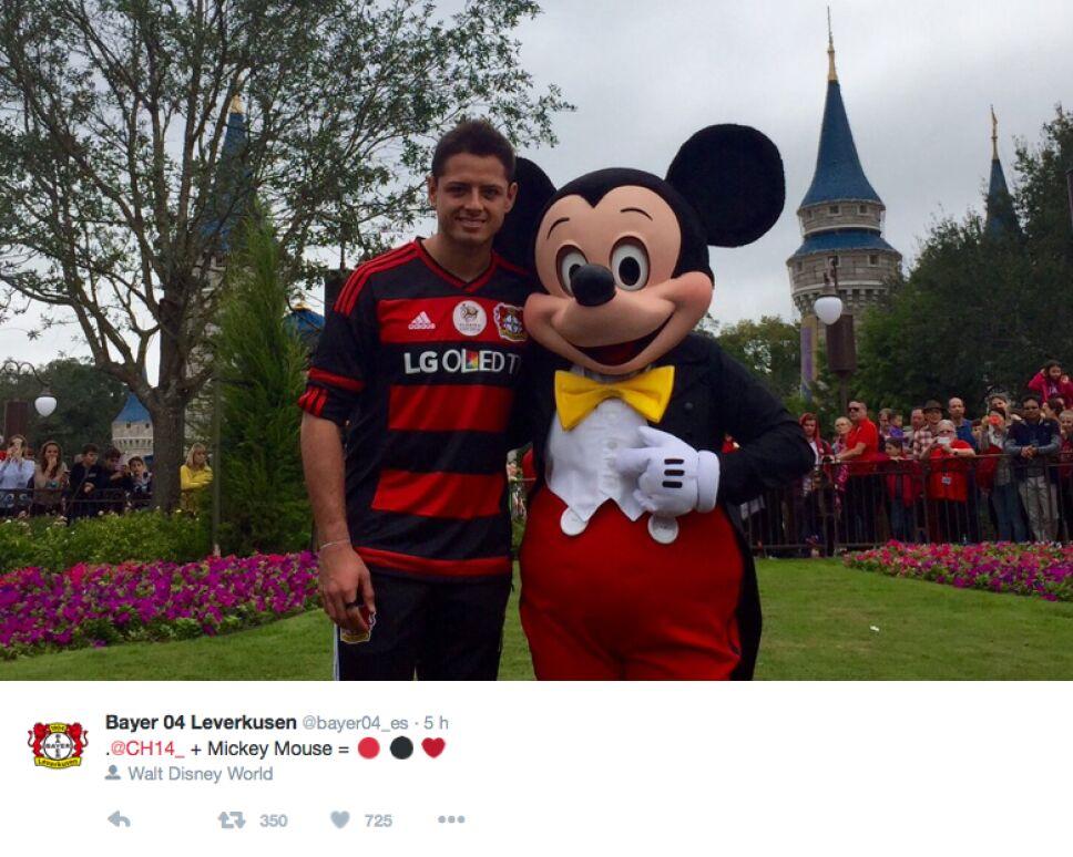 Bayer Leverkusen Disney 4