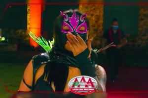 Lucha Azteca AAA resumen