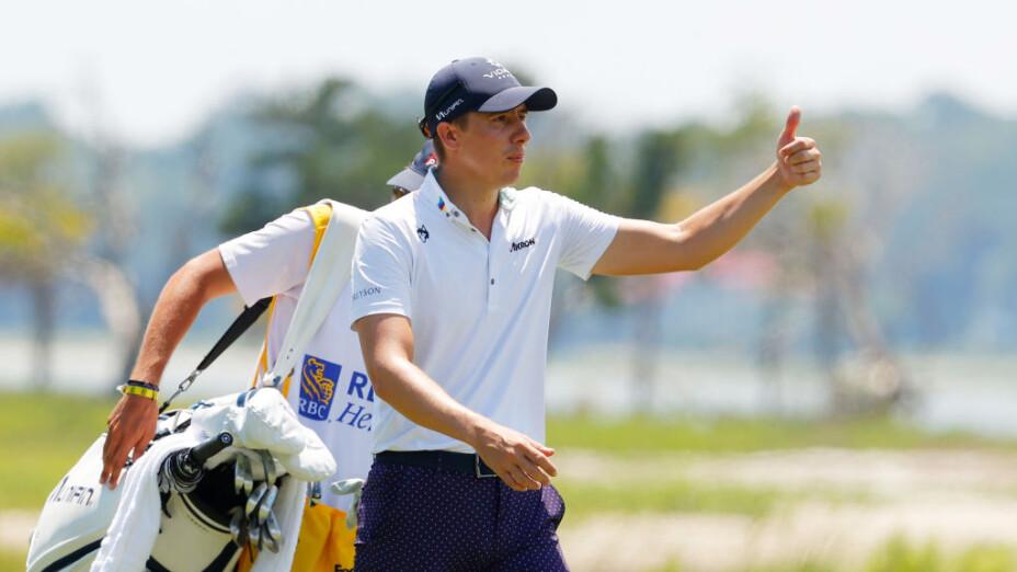 Los golfistas mexicanos Carlos Ortiz y Abraham Ancer jugarán el fin de semana en el torneo avalado por el PGA TOUR