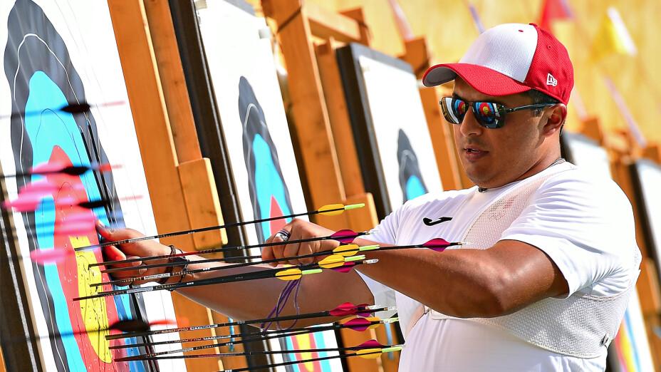 Tiro con arco en los Juegos Olímpicos de Tokyo 2020