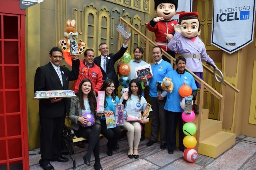 Empresas en Juguetón Azteca