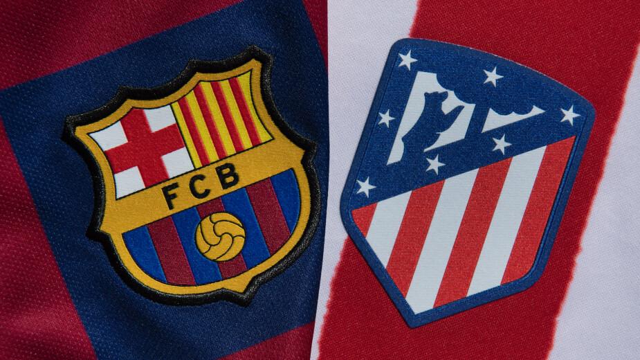 LaLiga Campeón Barcelona Atlético de Madrid