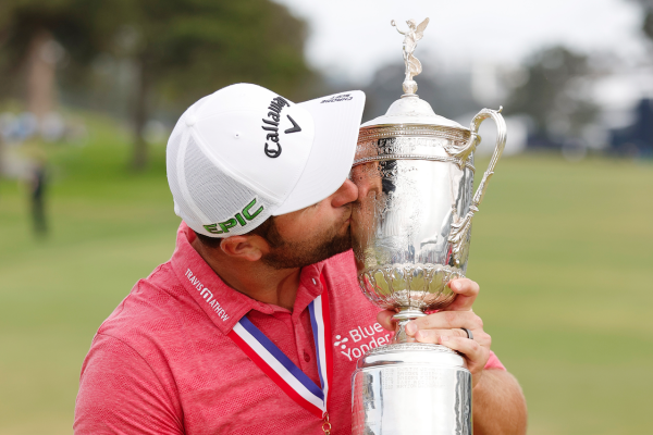 Jon Rahm ganó el U.S. Open.